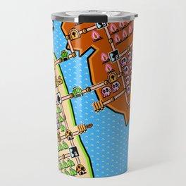 Super Map of Halifax Travel Mug