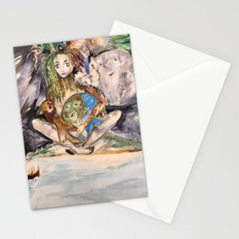 Mye's Earth Stationery Cards