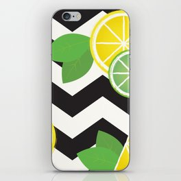 Simply the Zest iPhone Skin