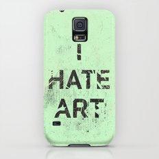 I HATE ART / PAINT Slim Case Galaxy S5