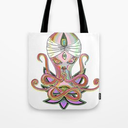 Swamipus Octopi Tote Bag