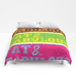 Fat & Fab Comforters