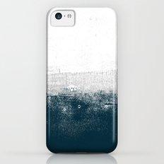 Ocean No. 1 - Minimal ocean sea ombre design  Slim Case iPhone 5c