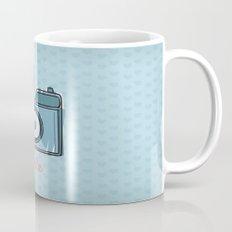 Blue Smile Mug