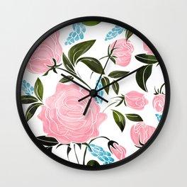 Rosy || Wall Clock