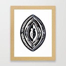 Duality Dream Framed Art Print