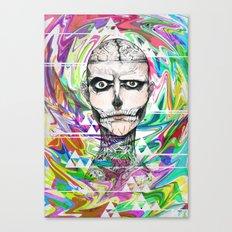 Rick Genest Canvas Print