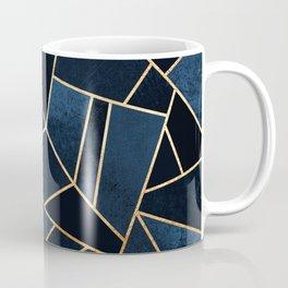 Navy Stone Kaffeebecher