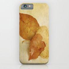 Autumn StillLife I Slim Case iPhone 6s