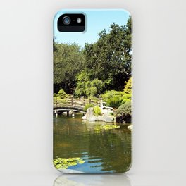 Japanese Gardens 100 0048 iPhone Case
