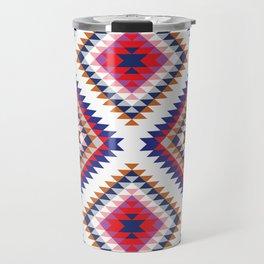 Aztec Rug Travel Mug