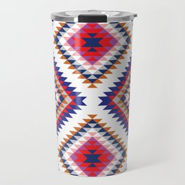 Aztec Rug Travel Mug