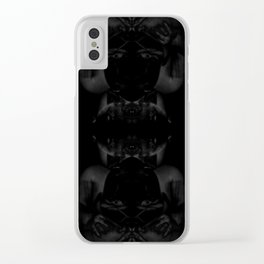 We See All Clear iPhone Case