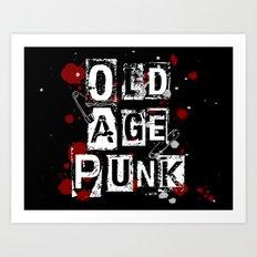 OAP Art Print