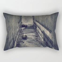 Lost and Forgotten Rectangular Pillow