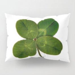 Four Leaf Clover Pillow Sham