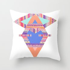 HELAKU Throw Pillow
