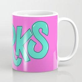 Dorks Coffee Mug