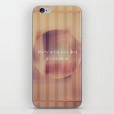 Every Artist  iPhone & iPod Skin