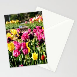 Muscogee (Creek) Nation - Honor Heights Park Azalea Festival, No. 11 of 12 Stationery Cards