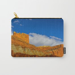 The Castle - Capitol Reef National Park, Utah Carry-All Pouch