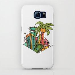 Doodles A La Vexx iPhone Case