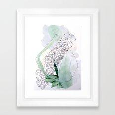 Botanical Framed Art Print