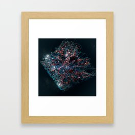 Interwebs Framed Art Print