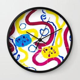 BEETHOVEN 5th Symphony          by Kay Lipton Wall Clock