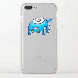 Phibi-yan Clear iPhone Case