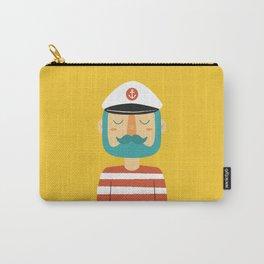 Ahoy Sailor Carry-All Pouch