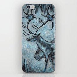Crystal Cavern Procession iPhone Skin