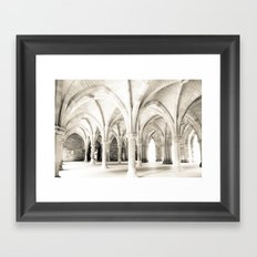Glasgow University Framed Art Print
