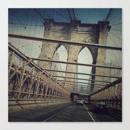 BrooklynBridge Canvas Print
