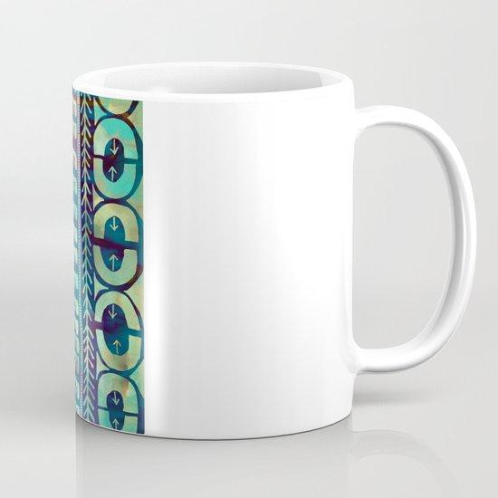 Noni- Green Mug