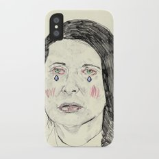 Marina Abramović iPhone X Slim Case