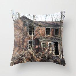 Stolen Time Throw Pillow