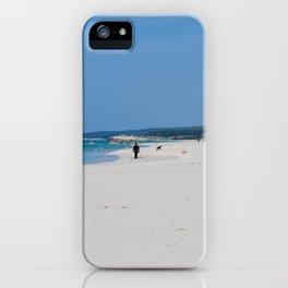 Son Bou, Menorca iPhone Case