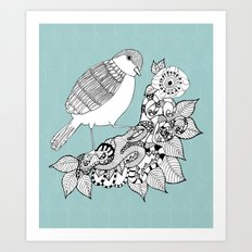 Bird II Art Print