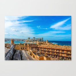 Europe Landscape Canvas Print