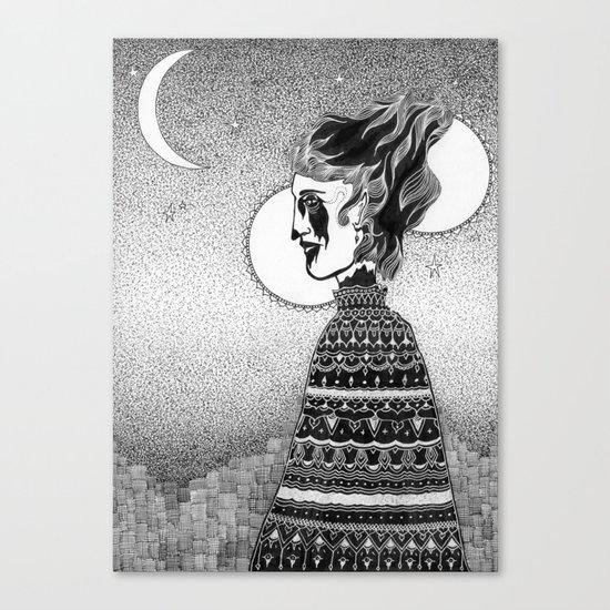 Widow Walk Canvas Print