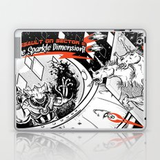 Assault on Sector 11: The Sparkle Dimension Laptop & iPad Skin