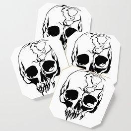 vampire skull Coaster