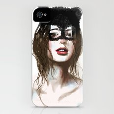 Superheroes SF iPhone (4, 4s) Slim Case