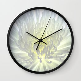 Lightness of Being Wall Clock