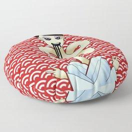 Rokurokubi Floor Pillow