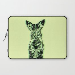 Stay Home Today Laptop Sleeve