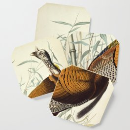 Great American Cock (Wild Turkey) Coaster