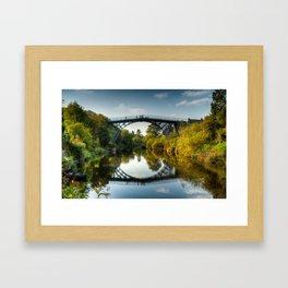 Ironbridge England Framed Art Print