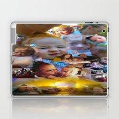 Tessa RFTW Rose remix II Laptop & iPad Skin